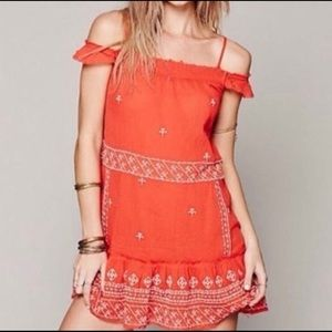 Free People Intimately Off the Shoulder Dress